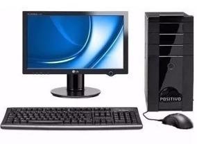 Máquina Cpu Nova Core I3 4gb Hd 500+monitor 15 #oferta#