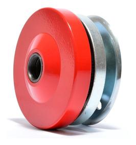 Embreagem Mobilete Doppler De Competição Vermelha Bikelete