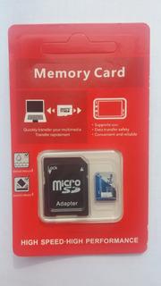 Kit: Cartão De Memoria 64g + Carregador V8