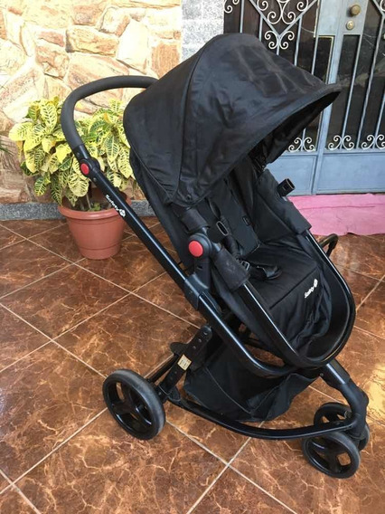 Carrinho De Bebê Mais Bebê Conforto.