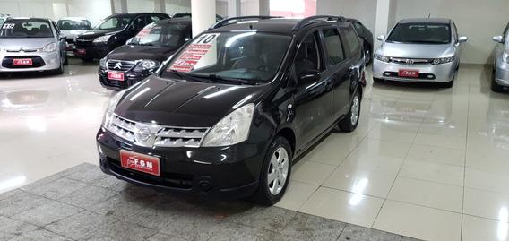 Nissan Grand Livina 1.8 S 16v Flex Aut 2010