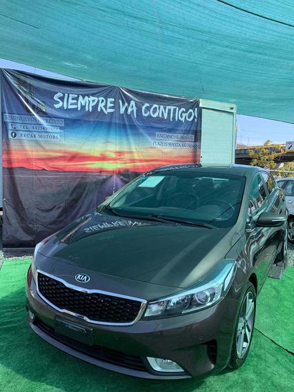 Kia Forte 2.0 Sx At 2017