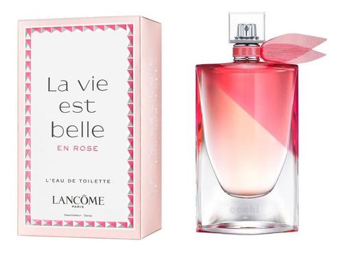 Perfume La Vie Est Belle En Rose Edt 100ml  Lancome Original
