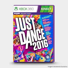 Just Dance 2016 Original Lacrado Para Xbox 360