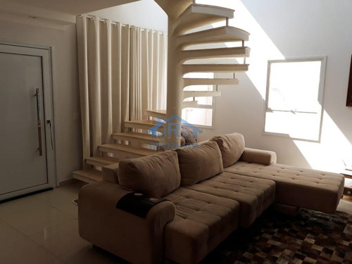 Sobrado De 350 M², Fino Acabamento, 04 Suítes  Condomínio Villa Rica  Vargem Grande Paulista  Sp - So1413