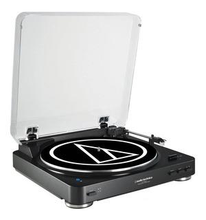 Bandeja Giradiscos Audio Technica At Lp60bt Bluetooth