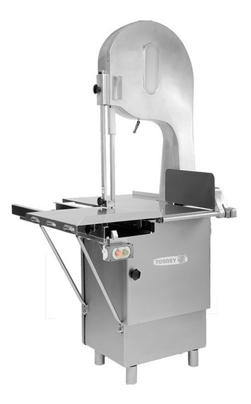 Sierra Industrial Cinta De 355 Cm Cabezal De Aluminio Torrey