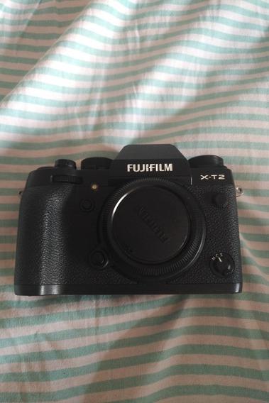 Fujifilm X-t2 Fuji Camera
