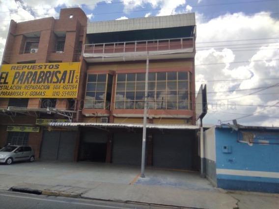 Edificio Tipo Galpon En Venta Avenida Constitucion Zp21-2486