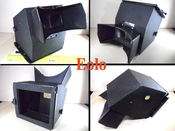 Toyo Viewfinder Binocular Seminovo 4x5 Grande Formato Japan&