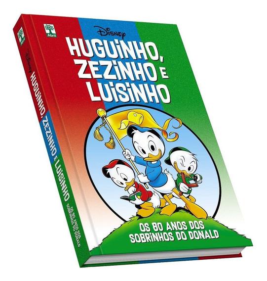 Huguinho Zezinho E Luisinho - Abril - Bonellihq Cx26 C19