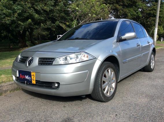 Renault Megane Ii Odeon 2000cc At