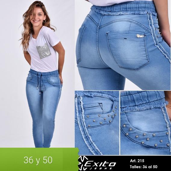 Jeans Éxito Chupín!!