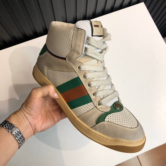 Tenis Gucci Screener Gg High-top Sneaker 20