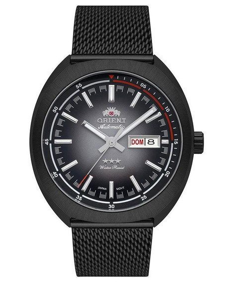 Relógio Orient Preto Automático Masculino 469bp082 G1px