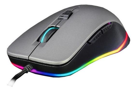 Mouse Gamer 7200dpi 5 Botões Macro Led Rgb Cronos Ms320 Oex