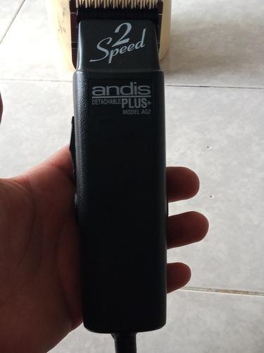 Máquina Andis Semi Nueva