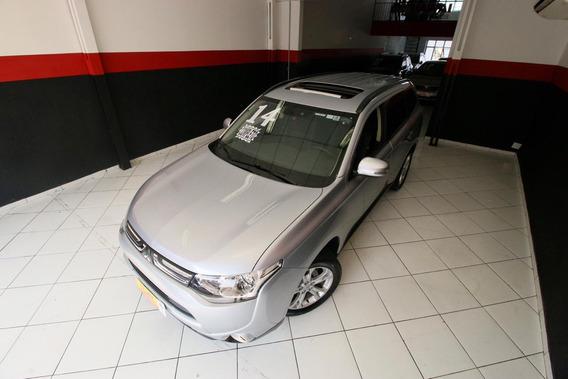 Mitsubishi Outlander 2.0 16v Cvt Gasolina Automático Troco