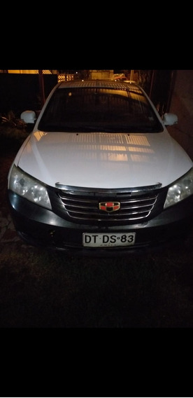 Geely Geely Emgrand 2012