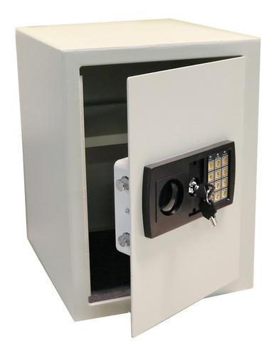 Caja Fuerte Digital Electronica De Seguridad Grande Clave Con Teclado + 2 Llaves