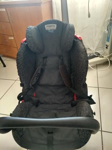 Cadeira Para Auto Matrix Evolution Burigotto Usada