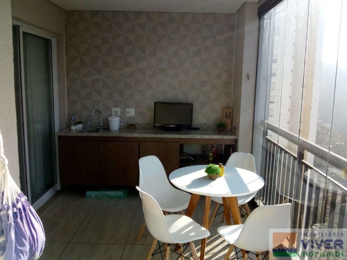 Imagem 1 de 15 de Charmoso Apartamento - Nm4803