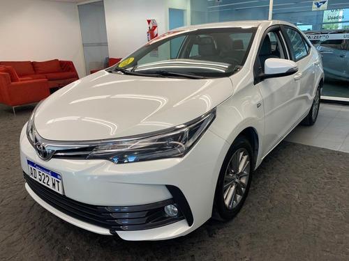 Toyota Corolla Xei Cvt Sin Detalles, Como Nuevo, 1ra. Mano