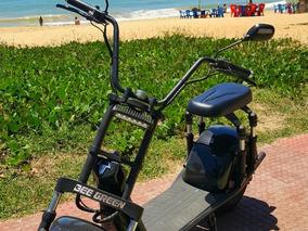 Scooter Elétrica Harley
