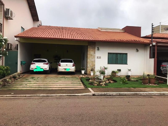 Casa Em Condomínio Com 3 Quartos Para Comprar No Nova Esperança Em Porto Velho/ro - Nep1224