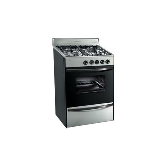Cocina Longvie 13331xf Acero Inox Multigas Valvulas Segurida