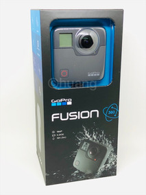 Gopro Fusion 360 / Video 5.2k / Foto 18 Megapixels