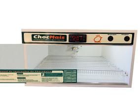 Chocadeira Automatica 56 Ovos + Ovoscopio