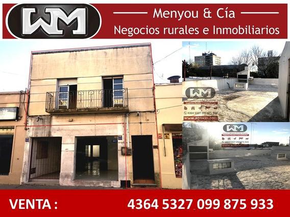 Venta Apartamento Trinidad Flores 3 Dormitorio Baño Barbacoa