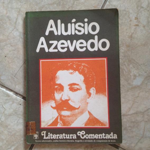 Livro Aluísio Azavedo Literatura Comentada 1980 C2
