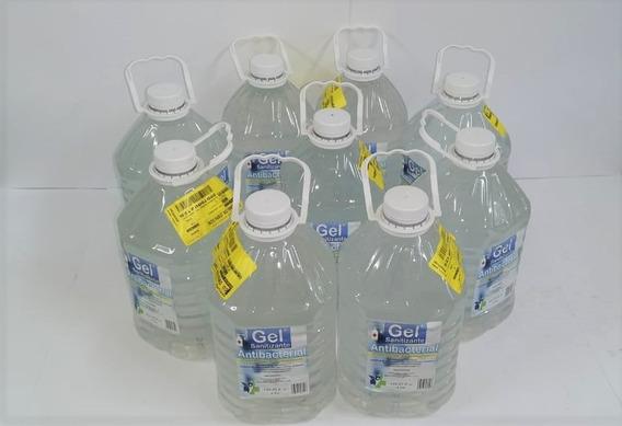 Gel Antibacterial Para Manos Desinfectante 4 Litros Mayoreo
