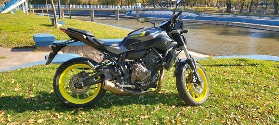 Yamaha Mto7 2017