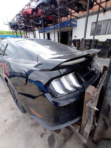Ford Mustang 2019 5.0 Gt Premium V8 Para Retirada De Peças
