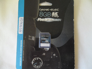 Cartão Sd 8gb Dane-elec Proline 200x Classe 10 Dane-elec