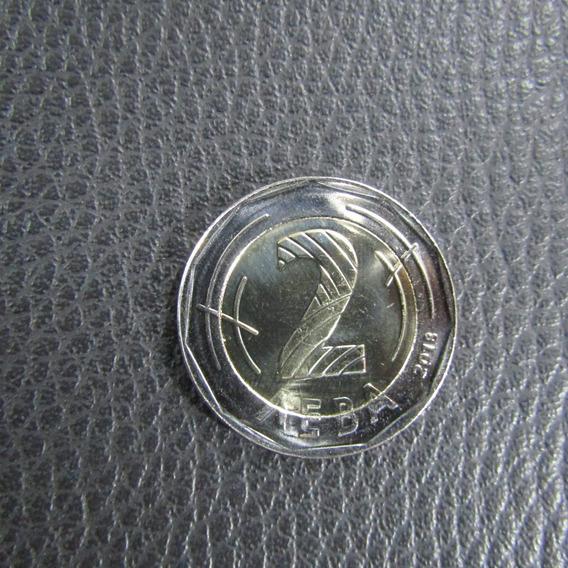 Bulgaria Moneda 2 Leva Presidencia Del Consejo De La Eu 2018
