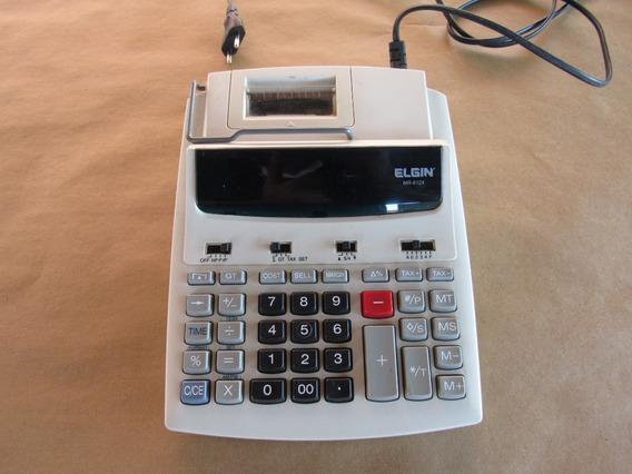 Calculadora Eletrônica 12 Dígitos Mr 6124 Elgin