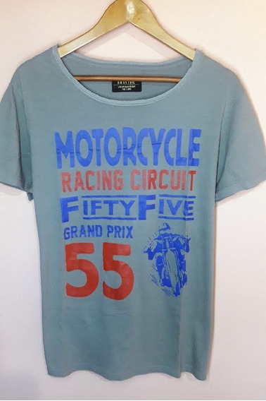 Remera Motorcycle Fifty Five ( Promo -20% Marzo)