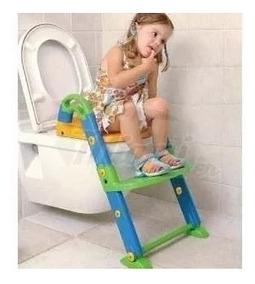Troninho Infantil Com Escadinha Assento Redutor 3x1 - Love
