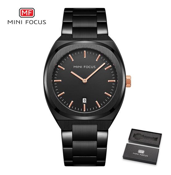 Mini Focus Homens Relógio De Quartzo Relógios De Moda Dos
