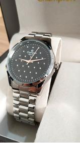 Relógio Prata Champion Cn24039t