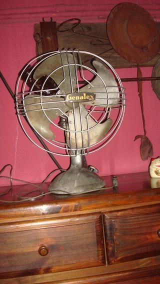 Ventilador Antiguo Funcionando