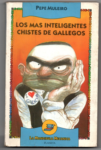 Libro Los Mas Inteligentes Chistes De Gallegos De Muleiro 54