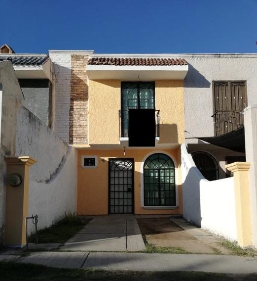 Se Vende Casa En Colonia Fuentes Del Nilo, Tonalá, Jal.