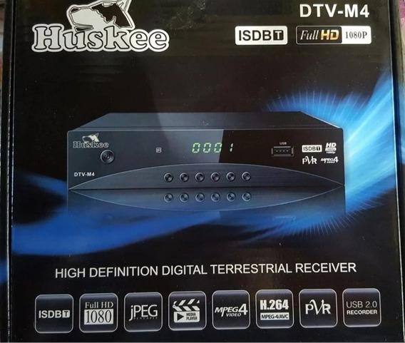 Sintonizador Digital Huskie Para Apagón Analógico. Envíos