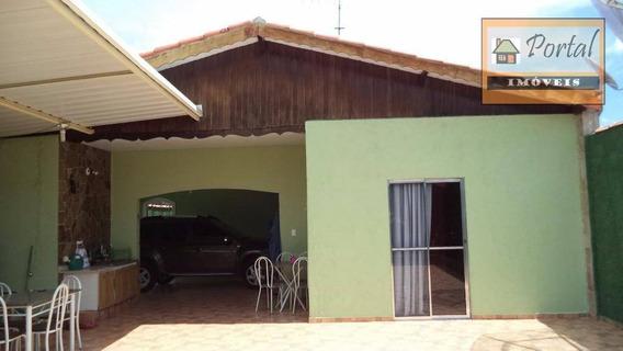 Casa No Bairro Jardim Europa Em Campo Limpo Paulista-sp. - Ca0143