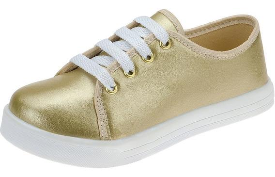 Tenis Infantil Menina Feminino Escolar Casual Festa Confortável Promoção Moda Criança Outlet Sapato Sapatênis